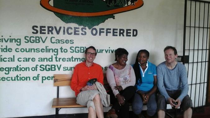 Neuigkeiten aus dem i+m Frauenhaus in Sambia