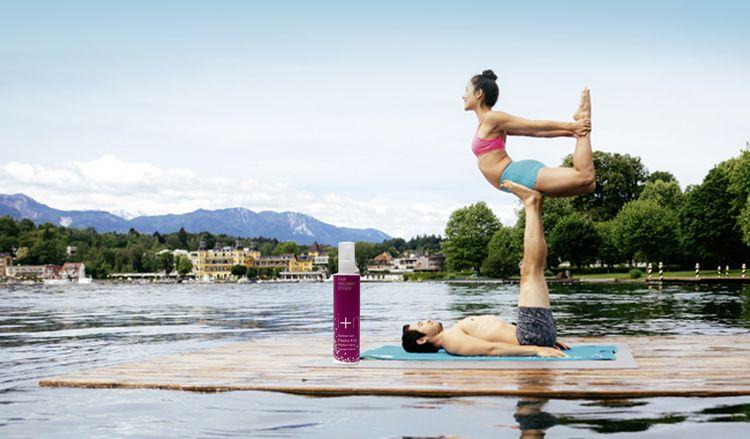 """Gewinne eine Yoga-Reise in die """"Karibik der Alpen"""""""