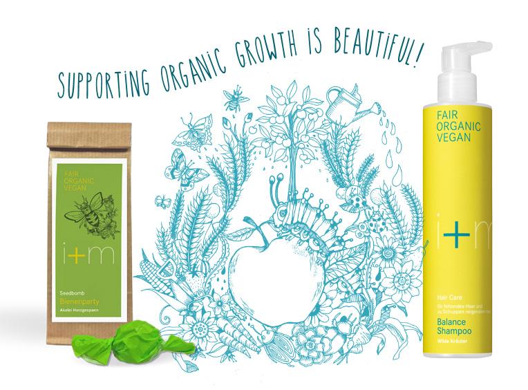 Hair Care Balance Shampoo + eine Seedbomb Bienenparty gewinnen!