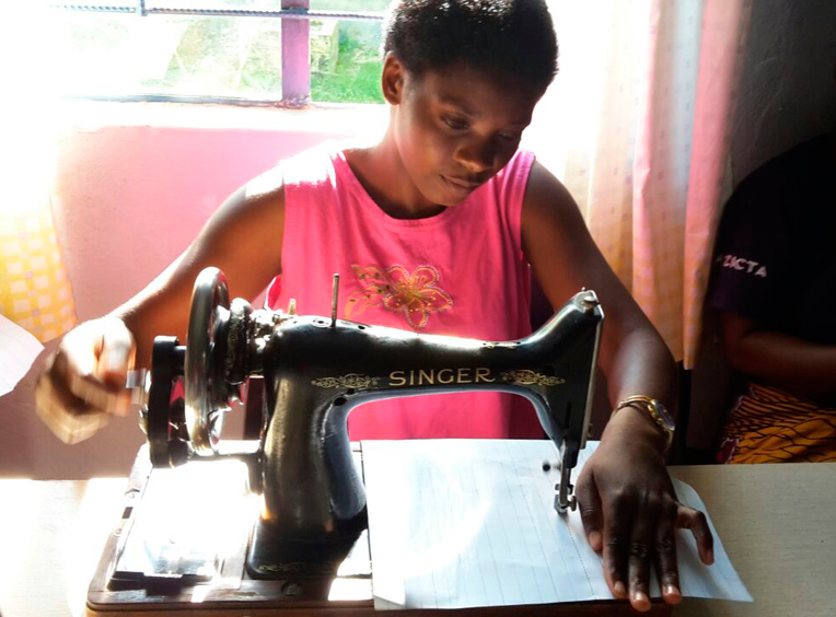 Sambia News – Nähwerkstatt