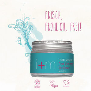 Deo Creme Freistil Sensitiv - parfumfrei