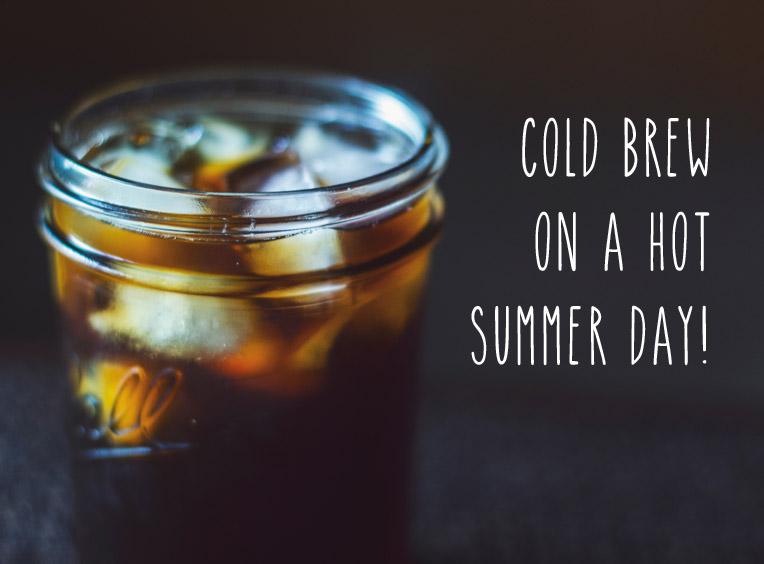 Cold Brew Rezepte für heiße Sommertage