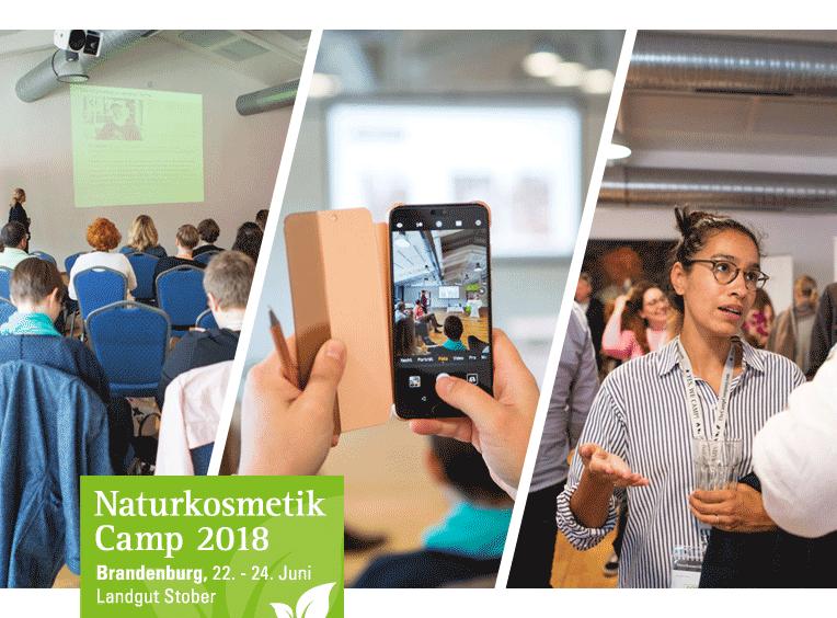 Das NaturkosmetikCamp 2018 – Brandenburg Edition